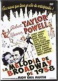 La melodia de Broadway de 1938 [DVD]