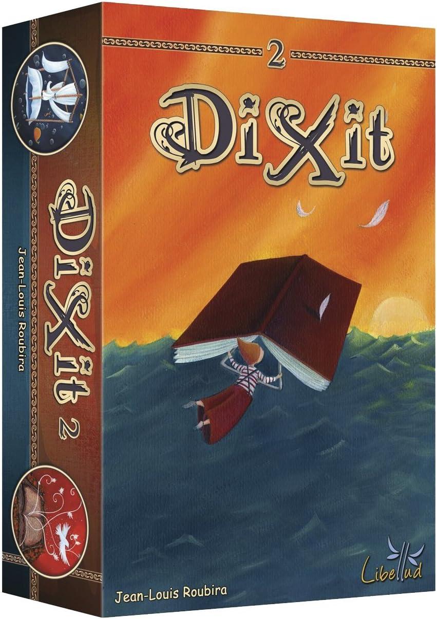 Asmodee 200786 - Dixit 2 Tablero. Expansión: Amazon.es: Juguetes y juegos