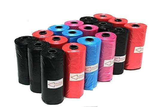 4 opinioni per FORPET 150 Sacchetti igenici per escrementi animali domestici in vari colori