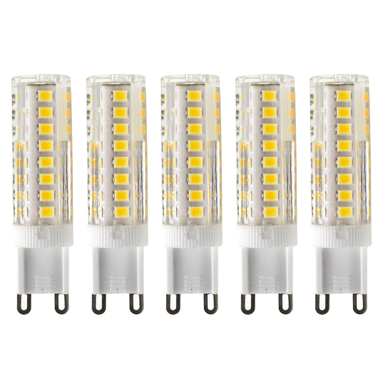 G9 Led Bulbs Mechok Not Dimmable 35w Equivalent Ac 110v 130v