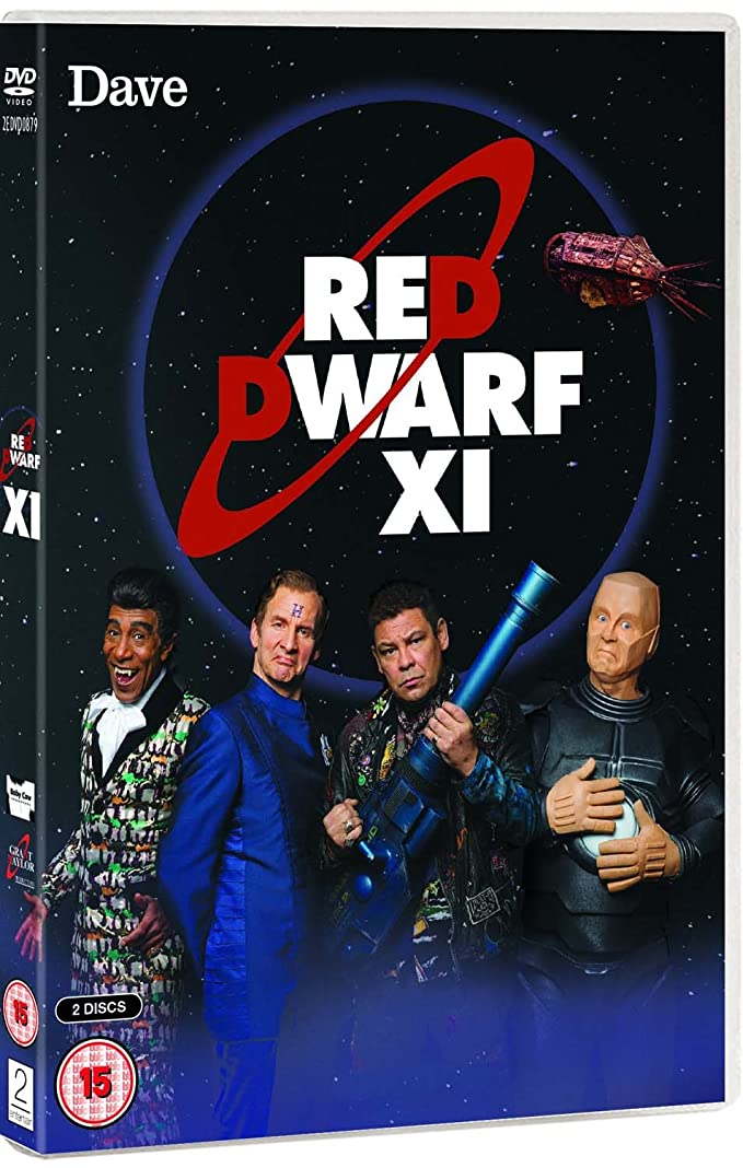 Red Dwarf - Series XI [Reino Unido] [DVD]