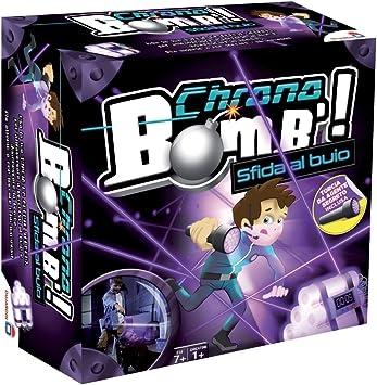 Rocco Juguetes Chrono Bomb, desafío en la Oscuridad: Amazon.es: Juguetes y juegos
