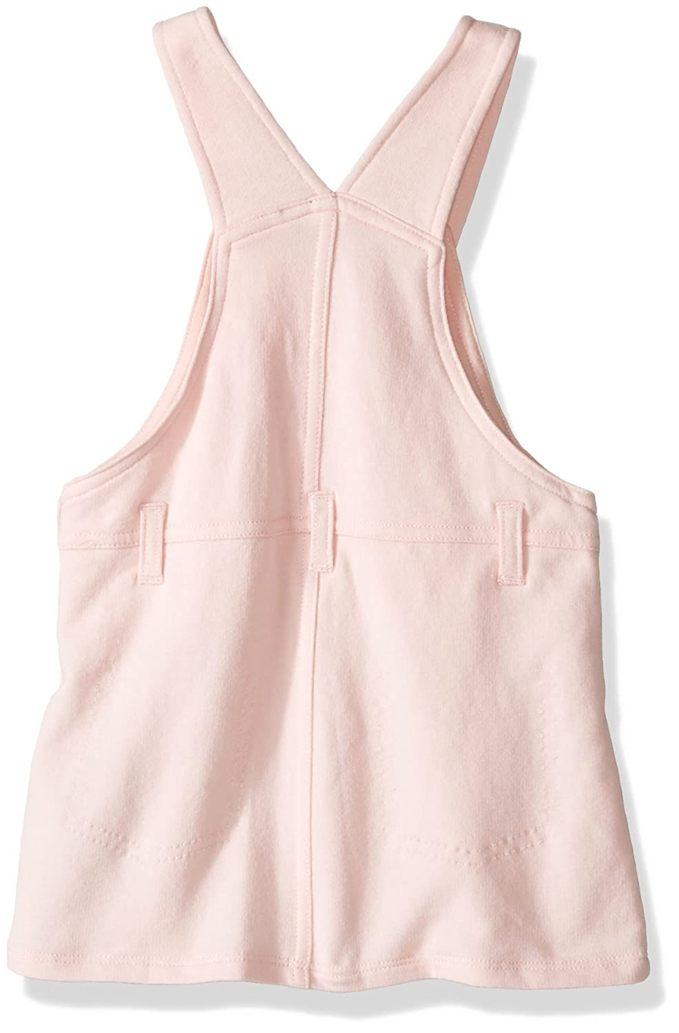 GUESS Baby Girls Bodysuit and Overall Dress Set