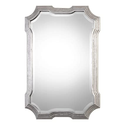 Amazon.com: Art Deco Silver Curves Wall Mirror | 40"|425|425|?|4f2832b348dd1534ca2042feb5d87f7d|False|UNLIKELY|0.35363930463790894