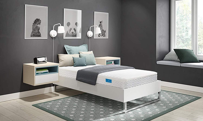 Sleepsutraa Memory foam First Sense King Size Mattress, 78x72x6-inch