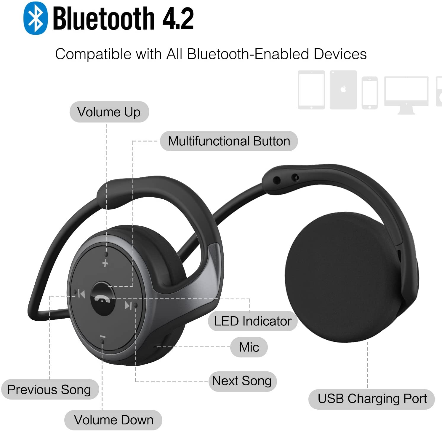Best cheap Bluetooth headphones for running