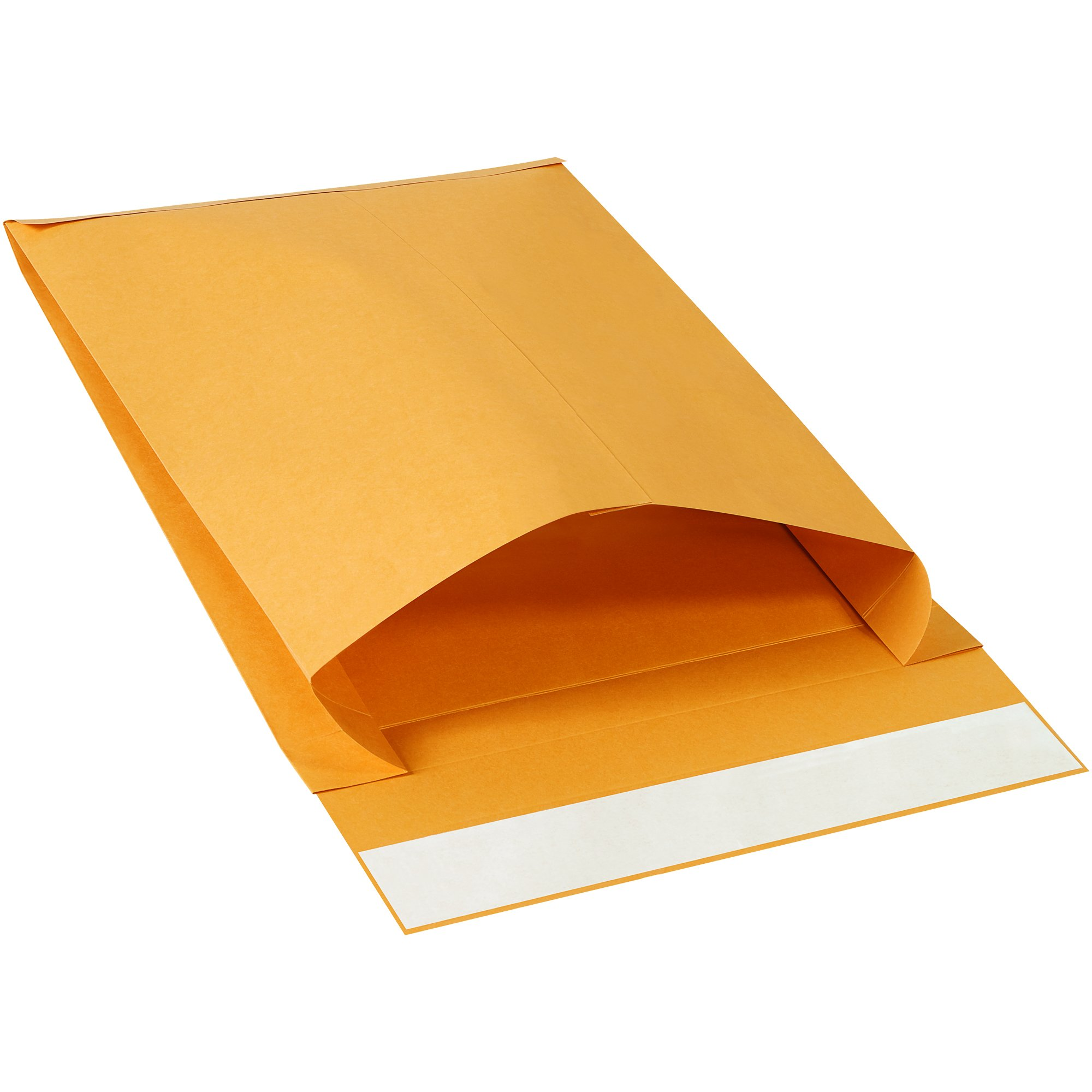Redi-Seal EN1075 Envelopes, 12'' x 15'' x 3'', Kraft (Pack of 250)
