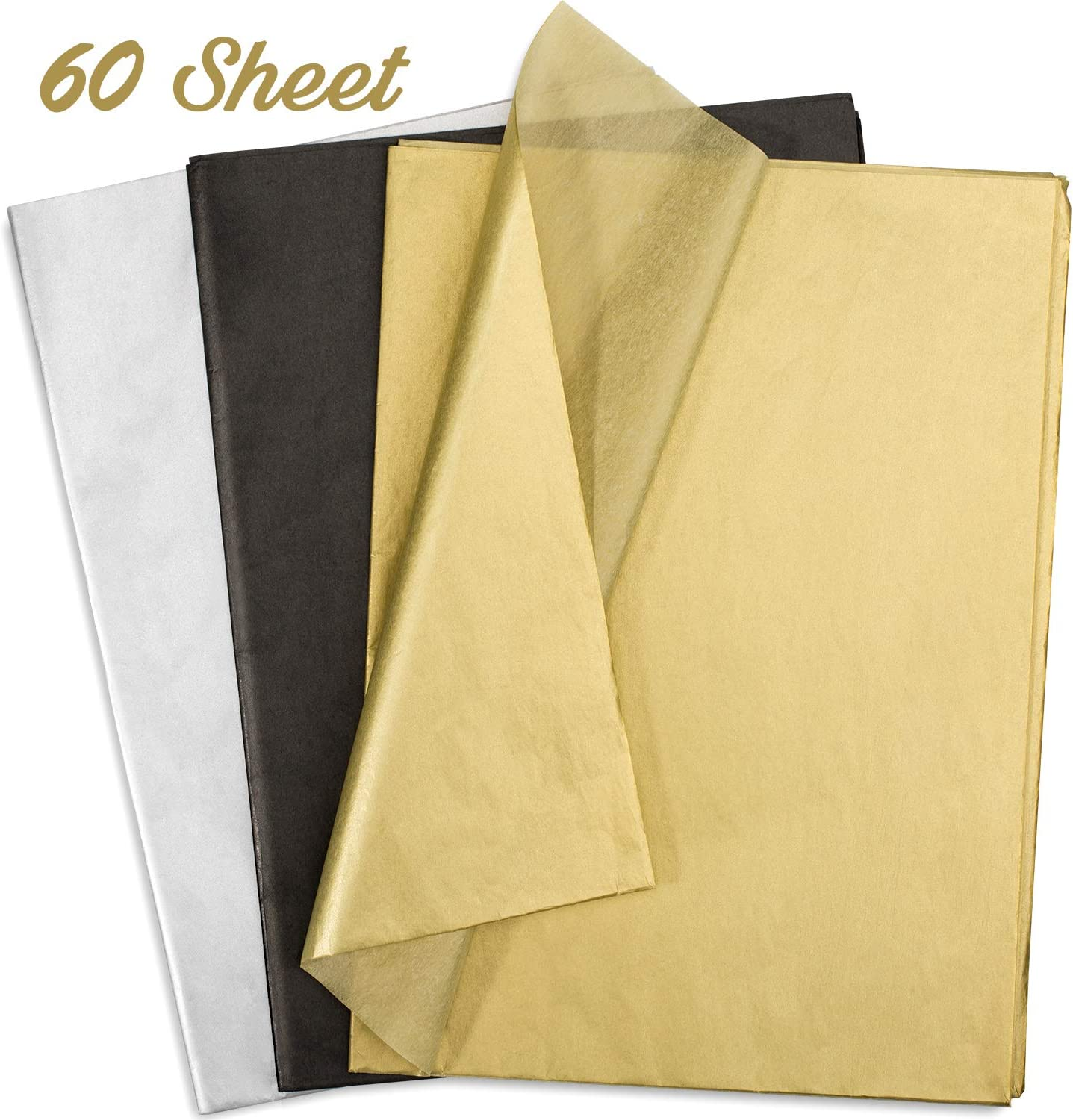 """25x Green Acid Free Tissue Wrapping Paper Sheets 20x26/"""""""