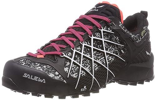 SALEWA WS Wildfire GTX, Zapatillas de Senderismo para Mujer: Amazon.es: Zapatos y complementos