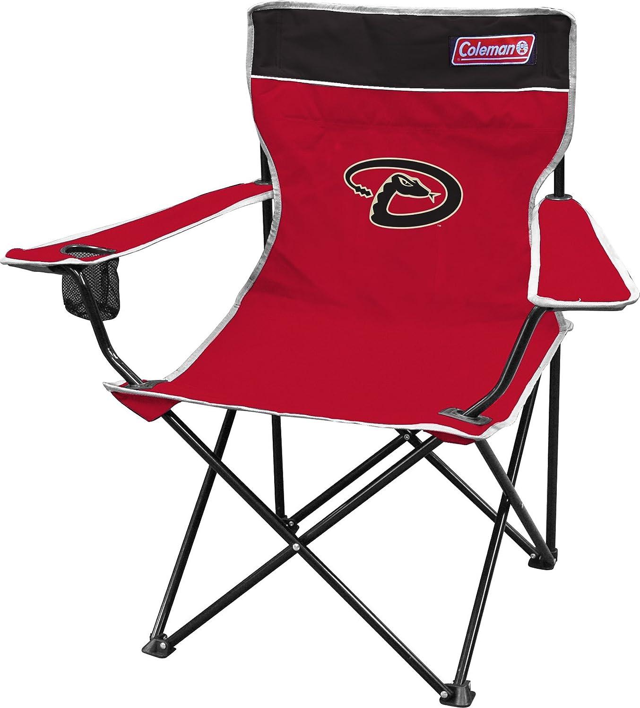 Quad chair with footrest - Mlb Broadband Quad Chair