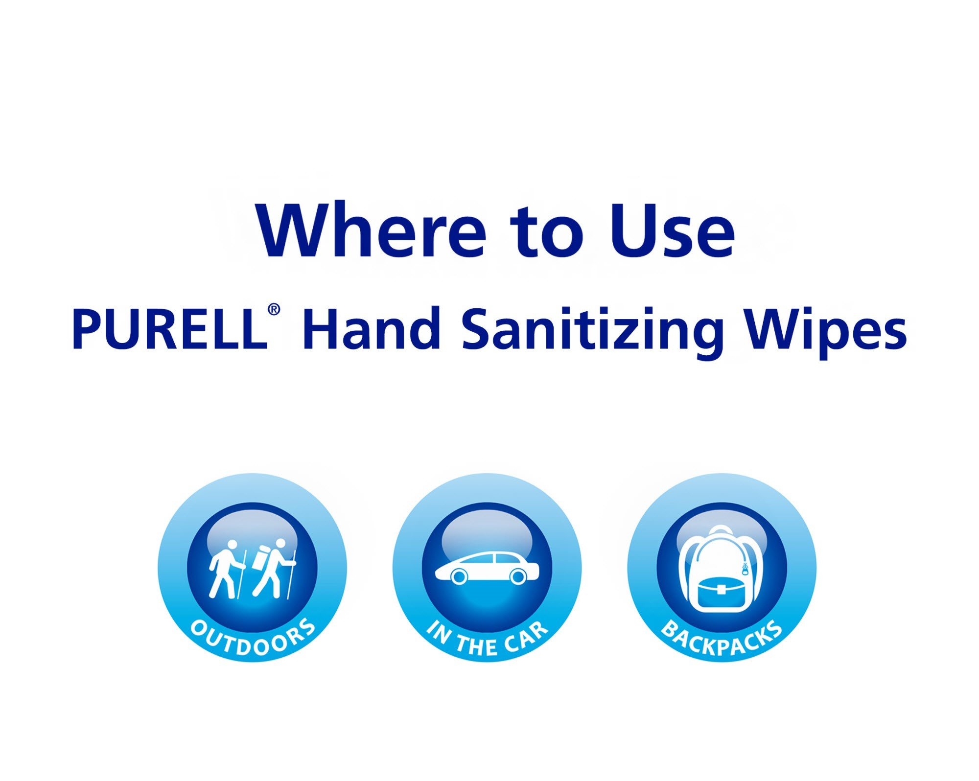 PURELL Hand Sanitizing Alcohol Wipes - Portable Individually Wrapped Wipes (Pack fo 300) - 9020-06-EC by Purell (Image #6)