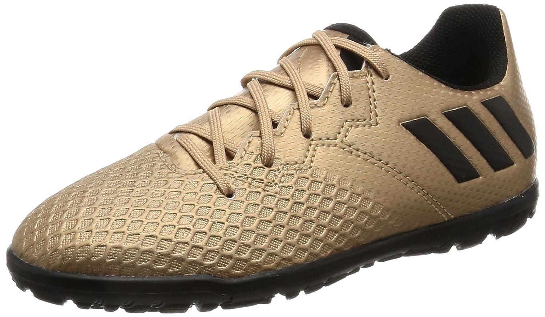 Adidas Messi 16.3TF J Chaussures de Football Ligne messipara Enfants, Bronze–(cobmet/Negbas/Versol) CEO80