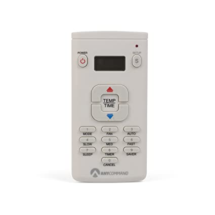Amazon Anycommand Universal Air Conditioner Ac Remote Control