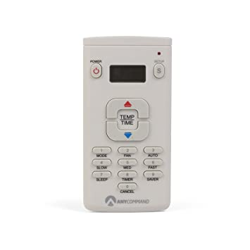 AnyCommand Universal Air Conditioner AC Remote Control ACR 20 With LCD  Display