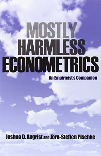 Mostly Harmless Econometrics � An Empiricist`s Companion