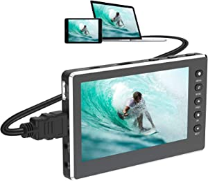 DIGITNOW HD Video Capture Box 1080P 60FPS USB 2.0 Video to Digital Converter with 5