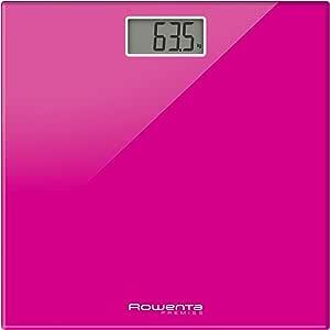 Rowenta - Báscula digital BS1060Premiss con plato de cristal