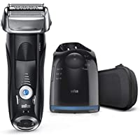 Braun Electric Razor for Men, Series 7 7880CC Electric Shaver With Precision Trimmer, Rechargeable, Wet & Dry Foil…