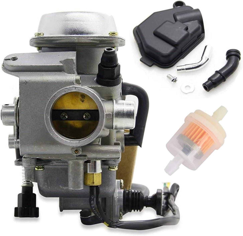 Amazon.com: SHINEHOME Carburetor fits Honda Foreman 450 TRX 450 TRX450ES  TRX450FE TRX450FM TRX450S TRX 400 TRX 400FW ATV Carburetor Rancher TRX350  350 ES FE FM TE TM TRX 300 TRX 300 FW Carburetor Carb: Automotive | Trx 450 Carb Wiring Diagram |  | Amazon.com