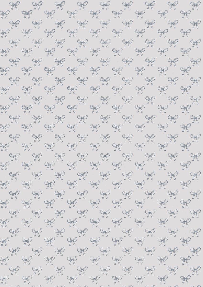 Rössler Papier - - Kreativ Designblatt A4, Schleifen (HF Holfil) transp. - Liefermenge  50 Stück B07CX68917 | Verpackungsvielfalt