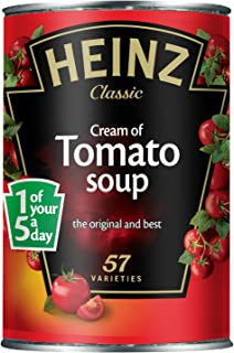 product image for Heinz Cream of Tomato Soup, 13.2 Ounce Cans (Pack of 24)