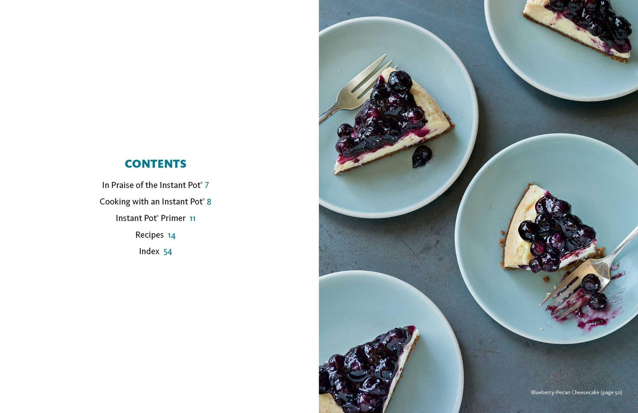 The Instant Pot Cookbook: Williams Sonoma Test Kitchen ...