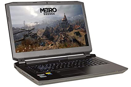 NEXOC Gaming - Ordenador portátil (17,3 Pulgadas, Full HD, i7-