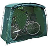 TekBox Green Bicycle Bike Storage Protective Cover Tent Shed Garden Outdoor Shelter