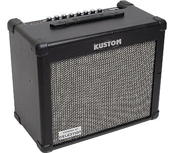 Picture Gifts Kustom – amplificadores guitarras eléctricas Dual 35 DFX