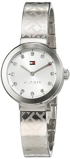 Reloj analógico para mujer Tommy Hilfiger 1781714, mecanismo de cuarzo, diseño clásico, correa