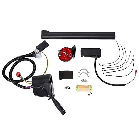 10L0L Golf Cart Universal Deluxe Light 9-pin plug Upgrade Kit Universal on