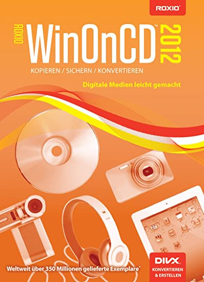 Roxio winoncd 2012 download und online kaufen gamesrocket.