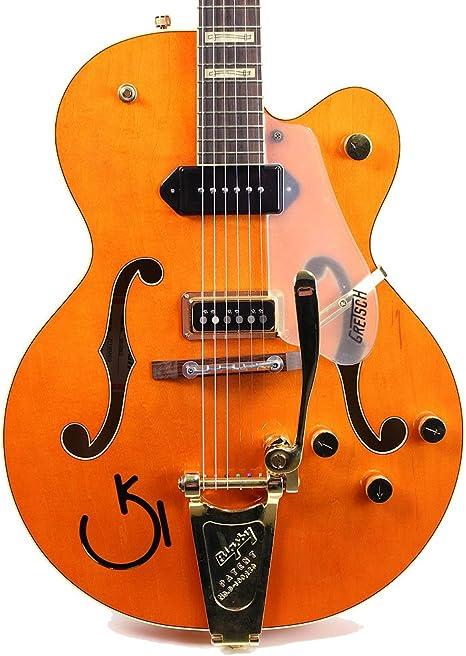 Gretsch G6120 Eddie Cochran Signature Hollow Body · Guitarra ...