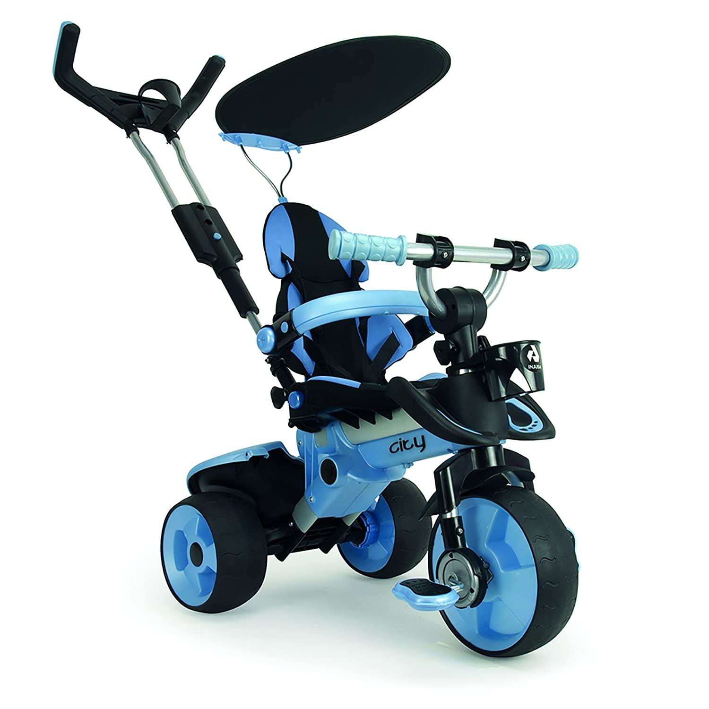 Industrial Trike Juguetera S.a. - 0720206 City - Tricycle - Injusa Injusa - Trike City - Bleu B00LSOBNEO, 天龍村:76445b92 --- number-directory.top