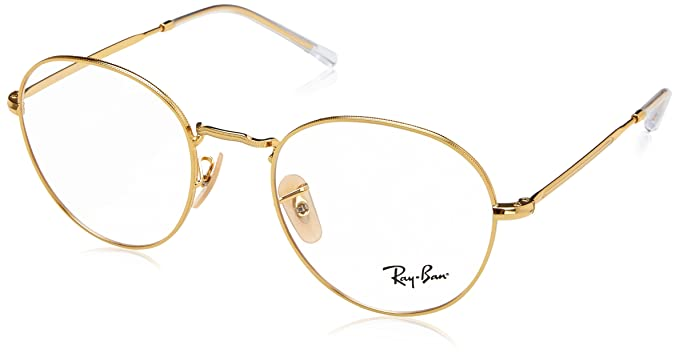 2916c1bcbfd Image Unavailable. Image not available for. Color  Ray-Ban RX 3582 V 2500 Eyeglasses  GOLD 51mm