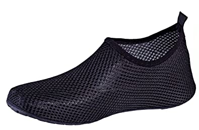 Finet Men's and Women's Barefoot Water Shoes Quick-Dry Aqua Socks For Swimming Surf Yoga