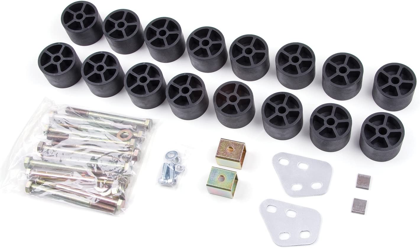 "Amazon.com: Chevy/GMC Zone Suspension 1-1/2"" Body Lift Kit: Automotive"