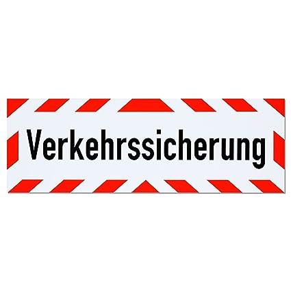 Placa decorativa magnética Tráfico Seguridad | Cartel ...