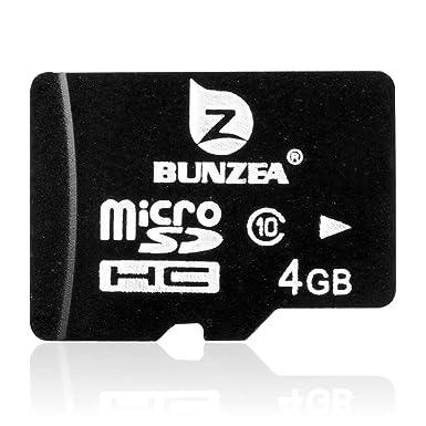 BUNZEA Micro SD HC 2 G 4 GB 8 GB 16 GB 32 GB Clase 10 TF ...