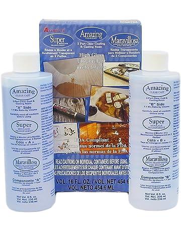 Alumilite amazing clear cast epoxy resin 16 ounces