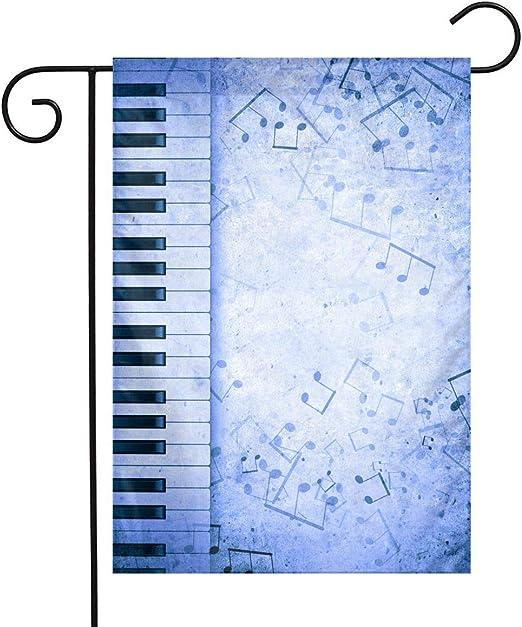 Soporte de Bienvenida para Teclado de Piano y Nota Musical ...