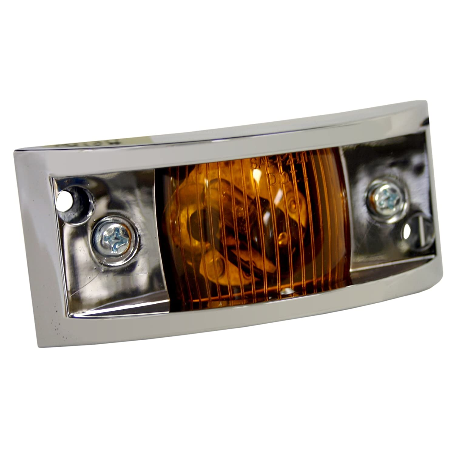 Amber Blazer B478A Armored Clearance Marker Light