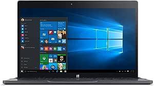 """Dell XPS 12 XPS9250-4554WLAN Touchscreen Laptop (Windows 10, Intel Core M 6Y54 1.1 GHz, 12.5"""" LED-lit Screen, Storage: 256 GB, RAM: 8 GB) black"""