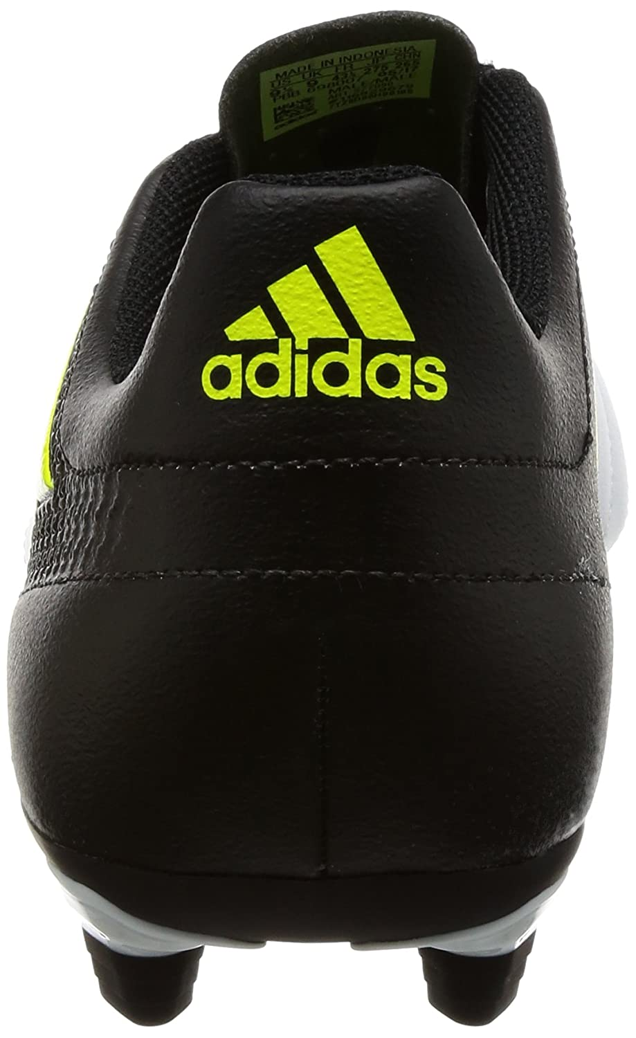 promo code 4487c 6a59f Adidas Mens Ace 17.4 FxG FtwwhtSyelloCblack Football Boots - 6 UKIndia  (39.33 EU) (S77090) Buy Online at Low Prices in India - Amazon.in