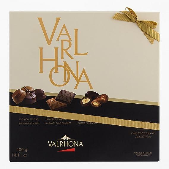 Valrhona - Estuche Selección Especial de Chocolates 400g ...