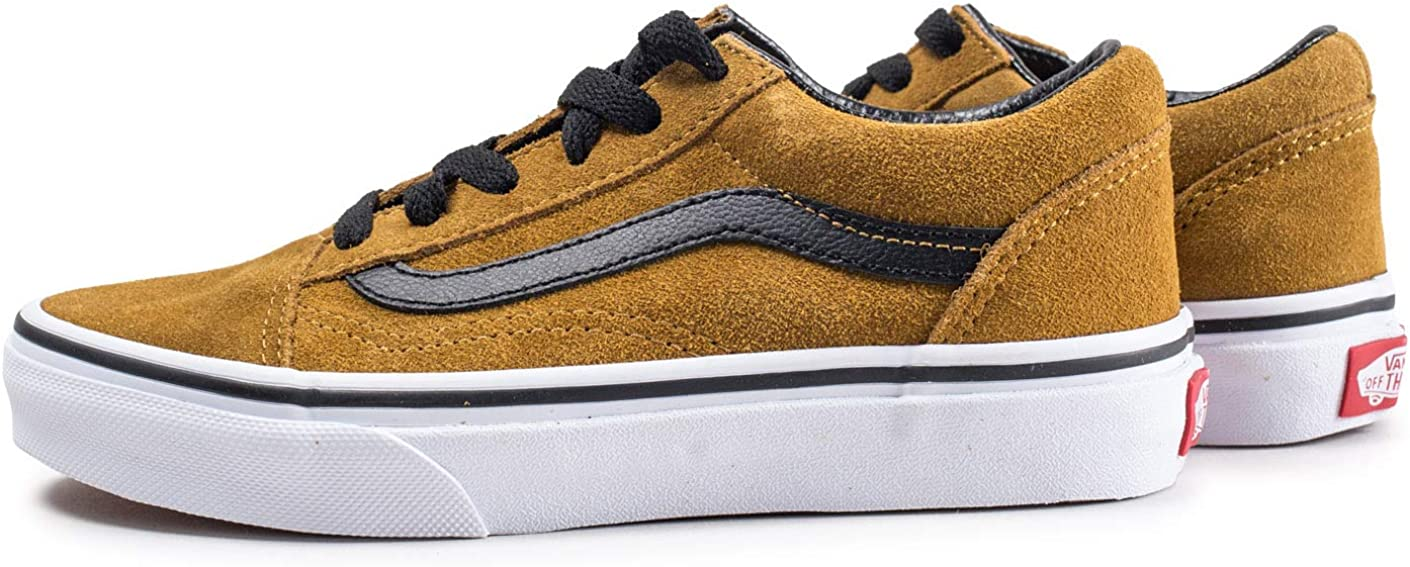 vans old skool moutarde
