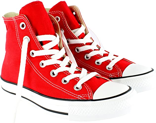 Grandes économies Taille 38 Converse Rouge Rouge All Star