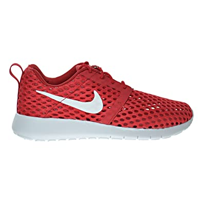745053cf25d7 usa nike roshe one flight weight gs big kids shoes university red white  705485 44be5 bf646