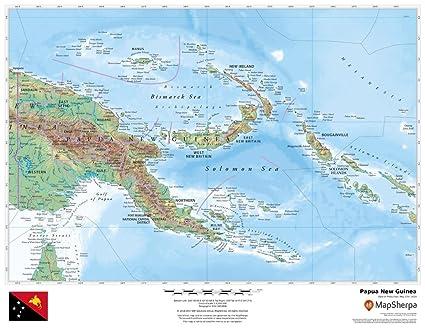 Amazon.com : Papua New Guinea - 22