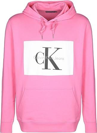 Calvin Klein Jeans J30J307505 HOTORO 2 Sweater Men Pink S  Amazon.co ... 3232015ca8